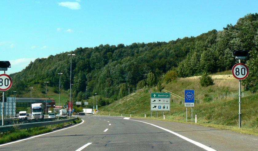 meja z Avstrijo