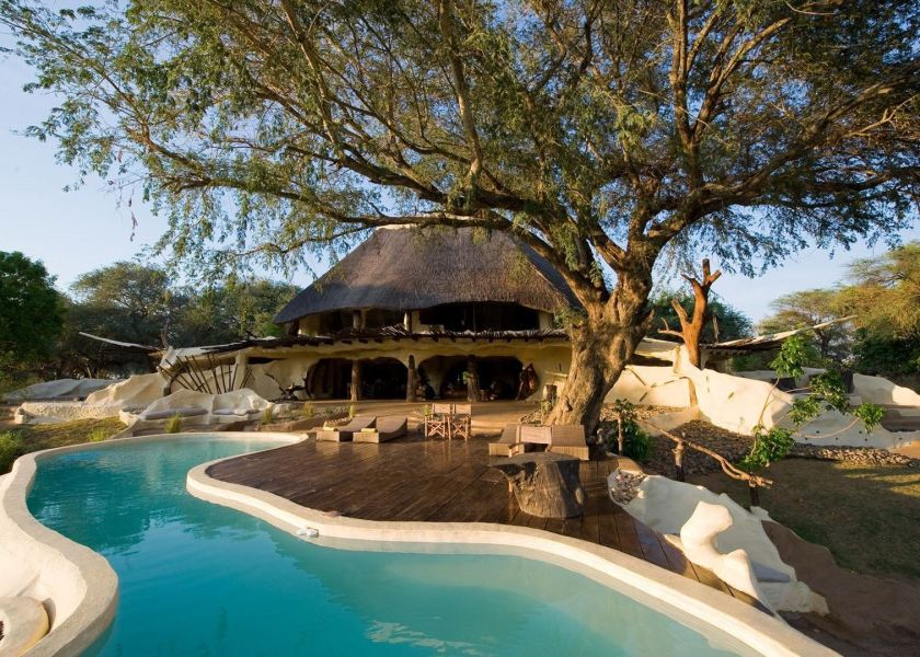 Chongwe River House, Lower Zambezi National Park
