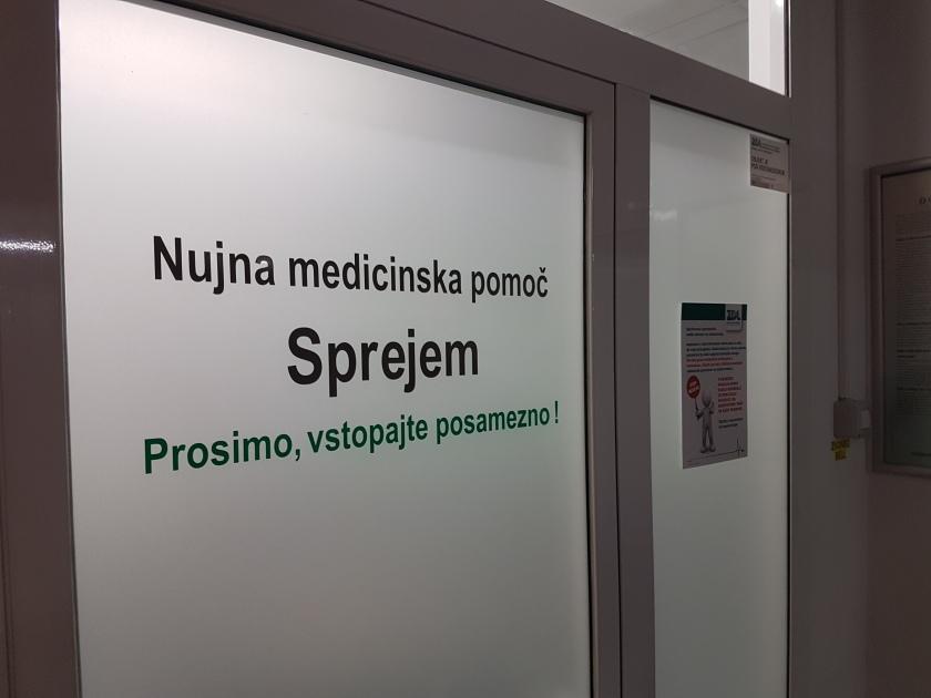 Urgenca pisarna nujne medicinske pomoči