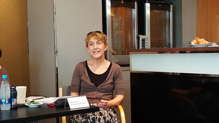 Barbara Hieng Samobor, direktorica in umetniški vodja MGL