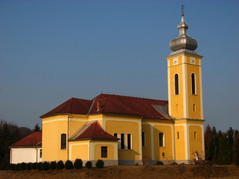 Cerkev na Gornjem Seniku
