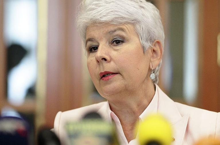 Jadranka Kosor državljanka Hrvaške_nekdanja predsednica vlade