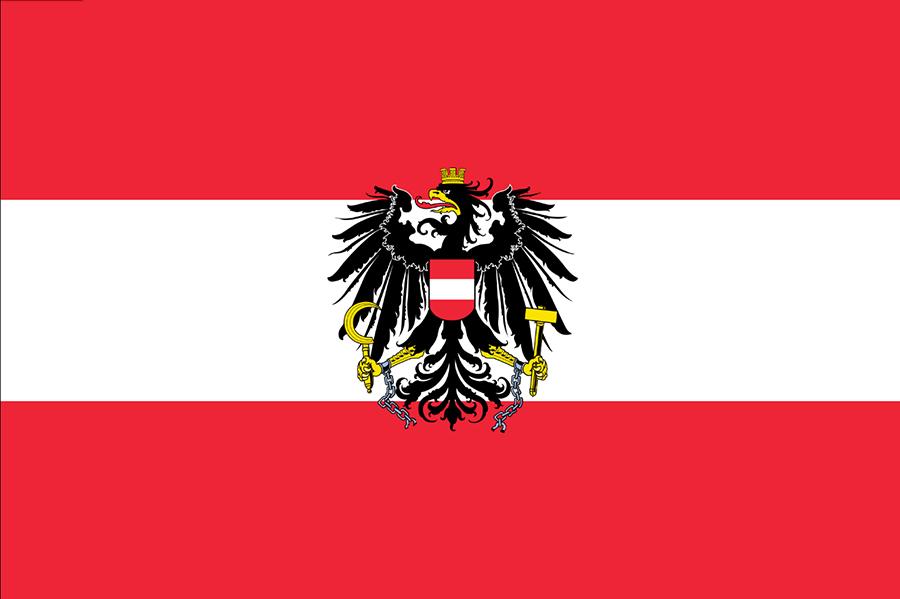 zastava avstrije