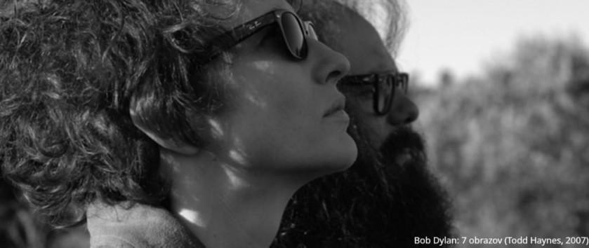 Bob Dylan 7 obrazov avtor Todd Haynes 2017