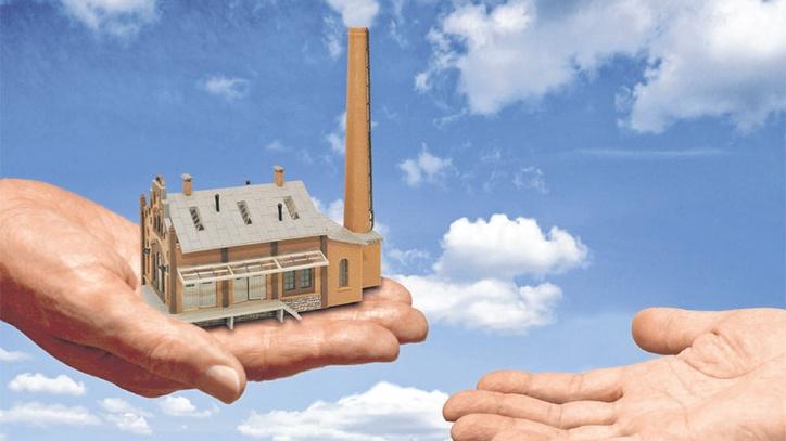 fotografija za ponazoritev lastništva podjetja