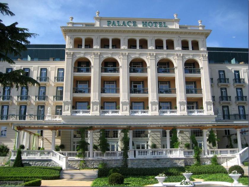 HOTEL KEMPINSKI POROTOROŽ