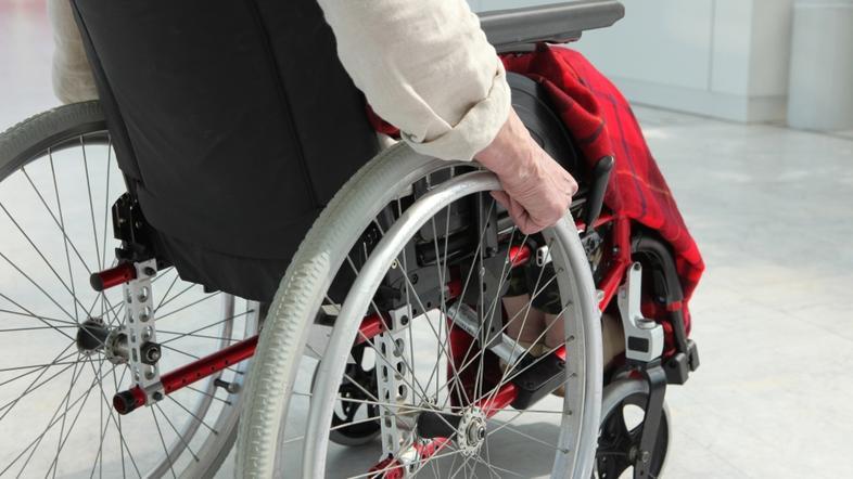 invalidski voziček