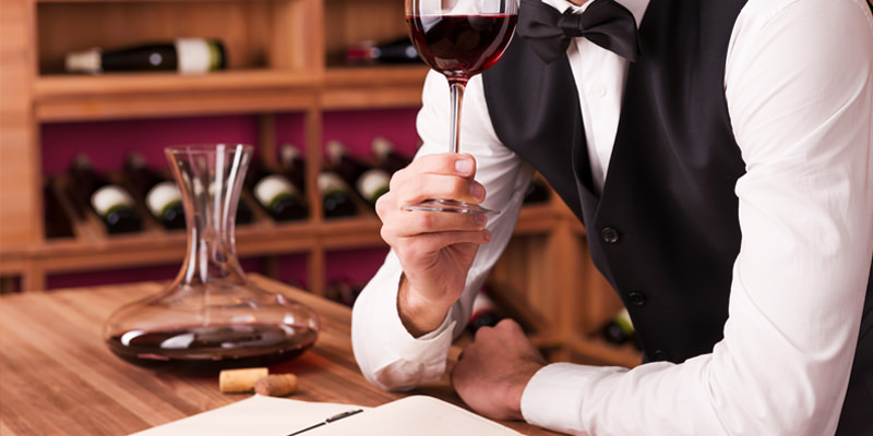 Pokušina in ocenjevanje vin