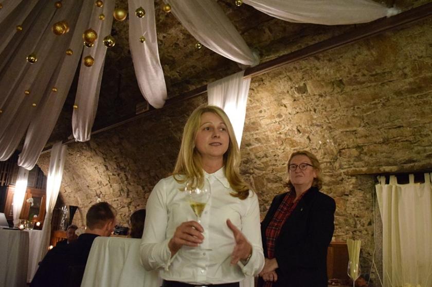 Amadeja Tacer predstavnica Radgonske gorice