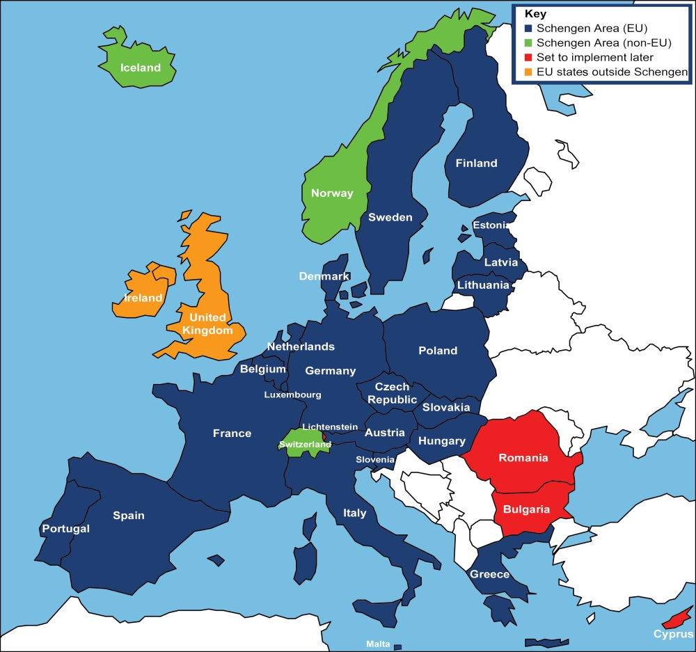 schengensko območje