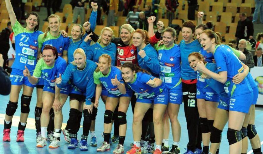 Slovenska ženska rokometna reprezentanca