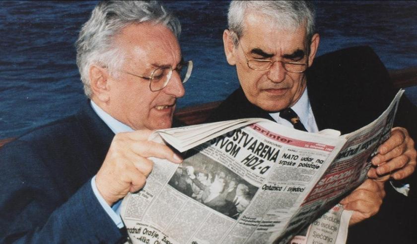 Tuđman in Šušak