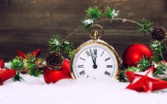 Voščilnica o Božičnih in novoletnih praznikih