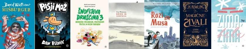 Izdaje Mladinske knjige predstavljene na novinarski konference 04012018