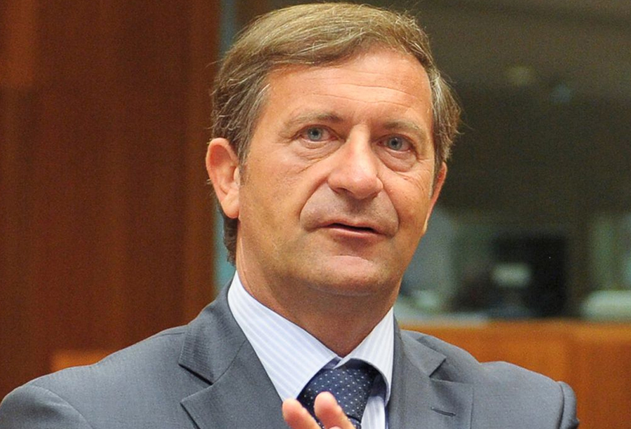 Karel Erjavec slovenski zunanji minister