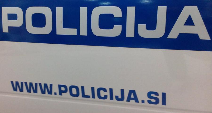 Logo sloveska policije