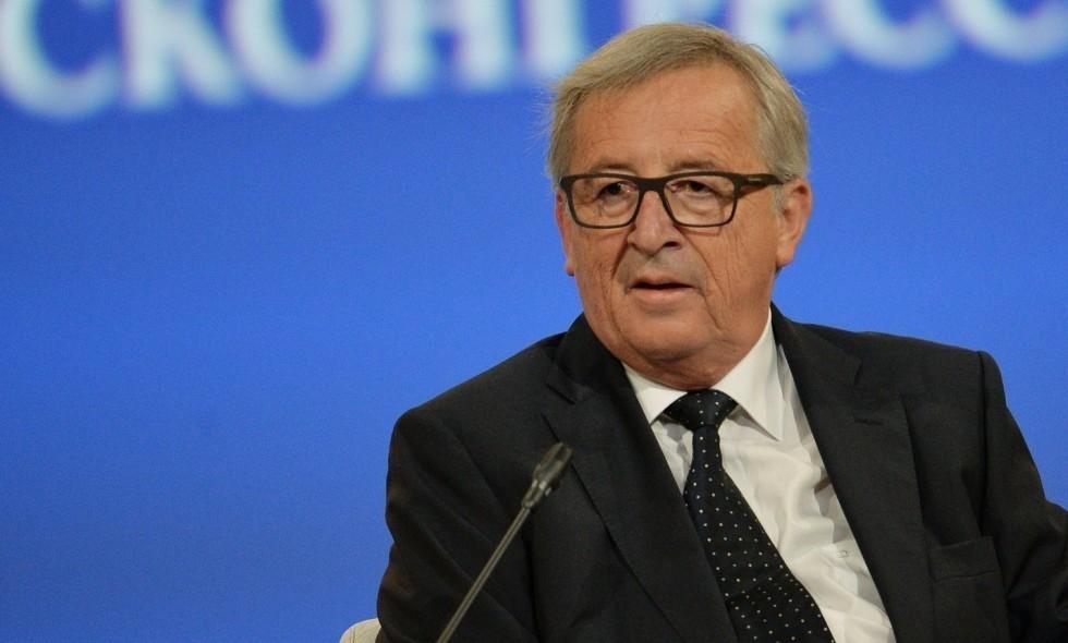 predsednik Evropske komisije Jean-Claude Juncker