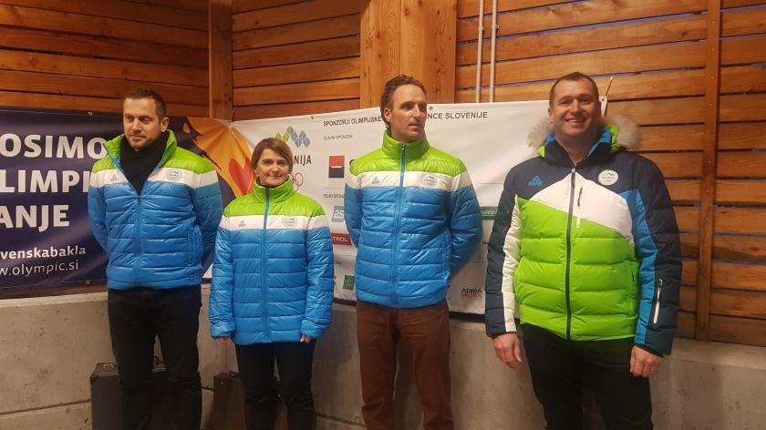 slovenskabakla potuje po Sloveniji sinočnja postojanka je bila olimpijska Mojstrana_2