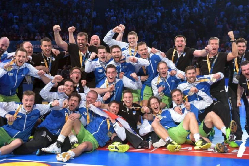 Slovenski rokometaši