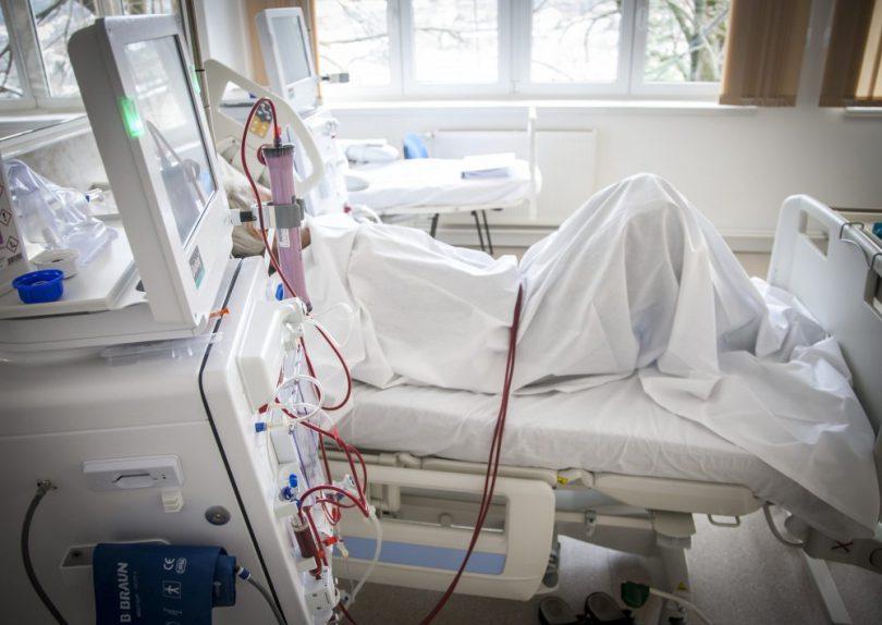 bolnik v bolnici