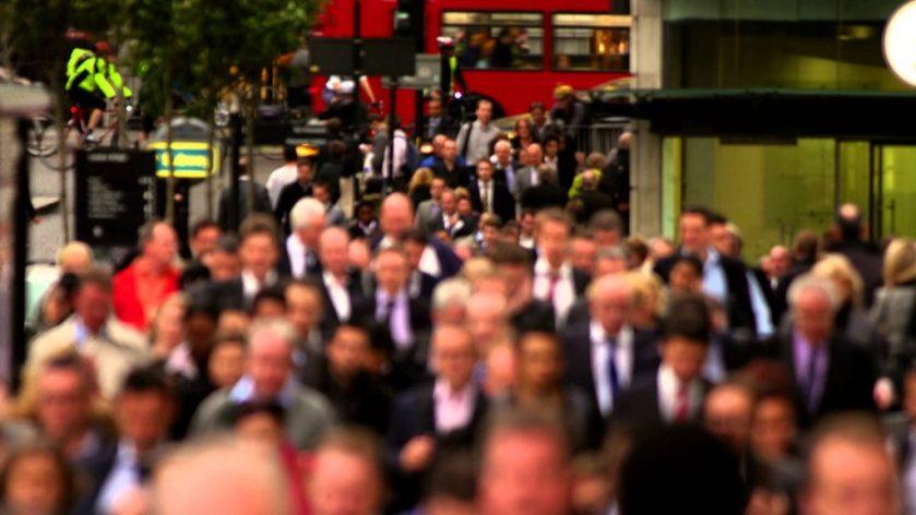 Množica ljudi