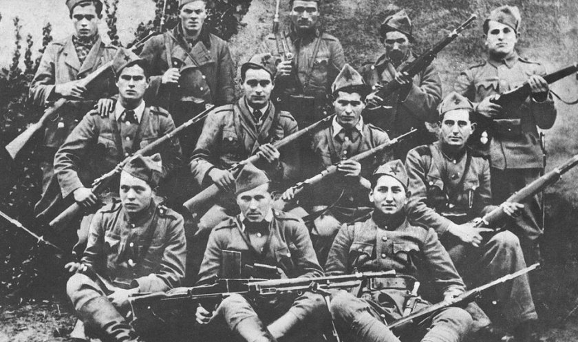 Hrvatski partizani