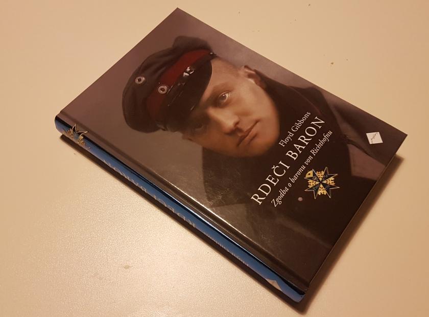 Knjiga Rdeči baron