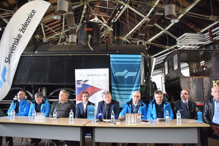 Planica 2018_novinarska konferenca