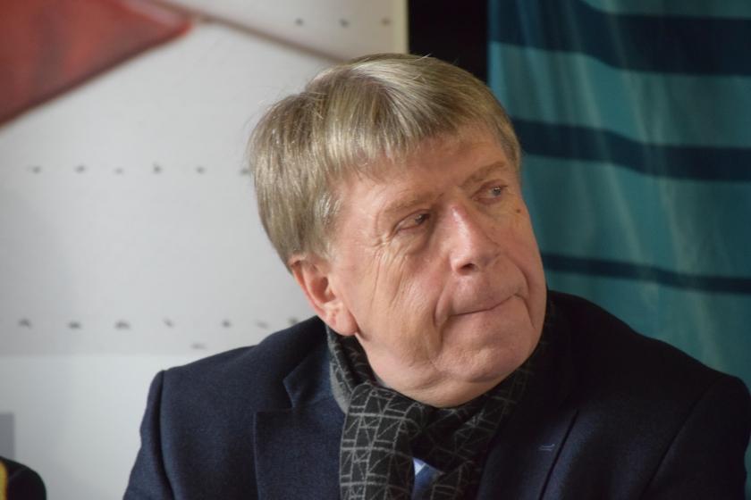 Predsednik organizacijskega komiteja Planica Drago Bahun