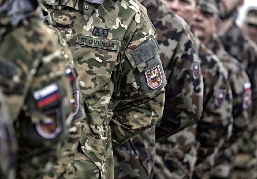slovenski vojaki