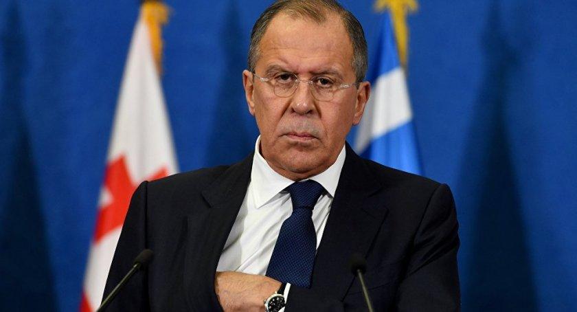 Sregej Lavrov ruski zunanji minister