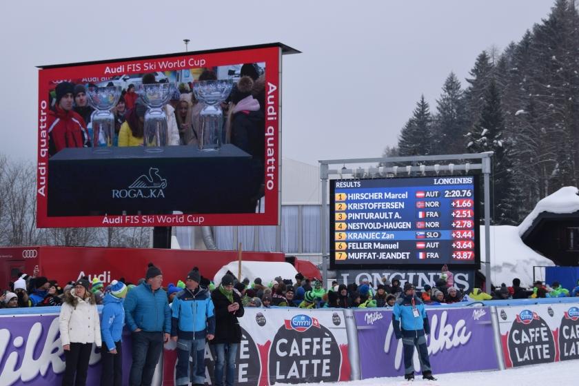 57. Pokal Vitranc 2018 - semafor
