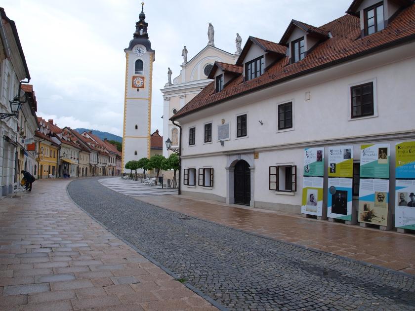 Kamnik: rojstna hiša generala Rudolfa Maistra