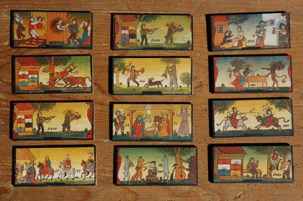 Poslikane panjske končnice so del tistega repertorija slovenske kulturne dediščine, ki ga pozna skoraj vsak Slovenec. Glede na današnje védenje so poslikane panjske končnice takorekoč avtohtoni kulturni element.