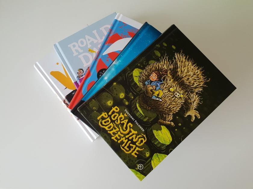 Novosti za mlade bralce iz Mladinske knjige