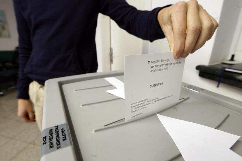 volilna glasovnica