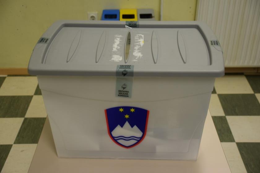 Volilna skrinja