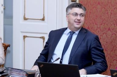 Andrej Plenković, hrvaški predsednik vlade