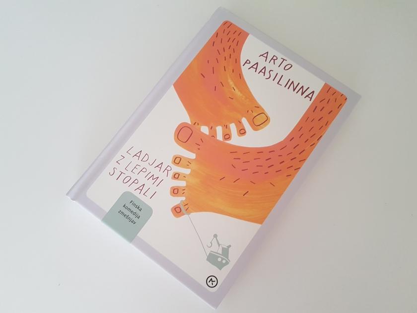 Arto Paasilinna - Ladjar z lepimi stopali