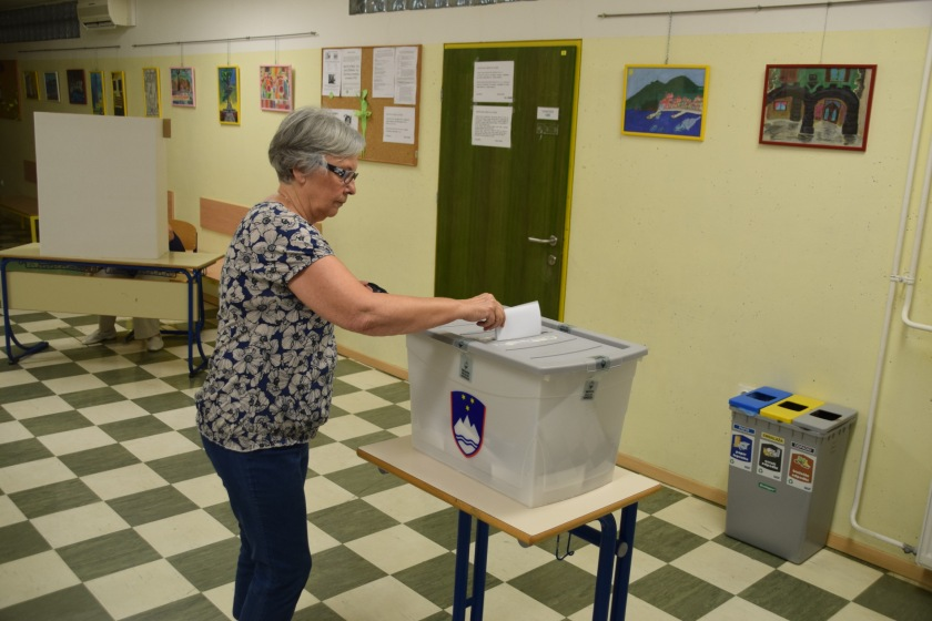 Na volišču 6 Izola
