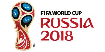 Uradni logo SP v nogometu 2018