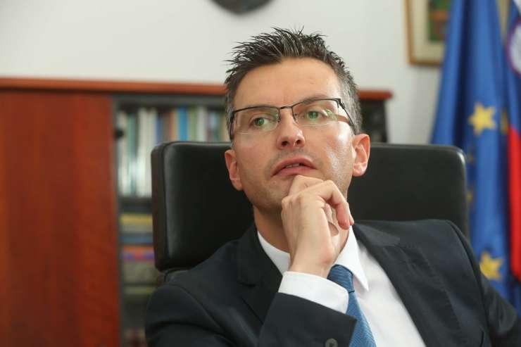 Marjan Šarec, kamniški župan in predsednik stranke LMŠ
