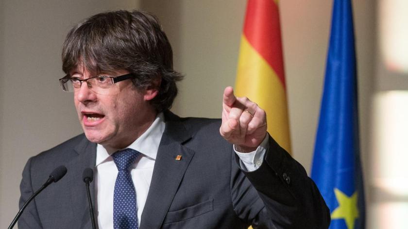 Carles Puigdemont nekdanji katalonski predsednik
