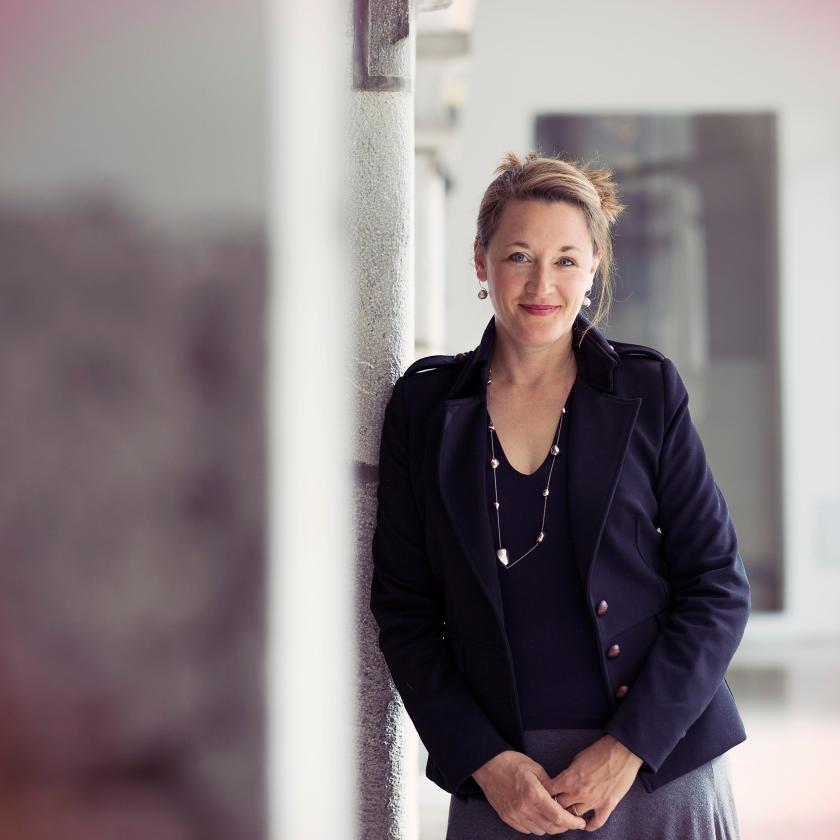 Ana Struna Bregar, izvršna direktorica CER-a