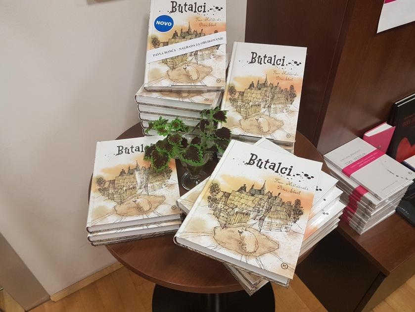 knjige o Butalcih - založnik Mladinska knjiga