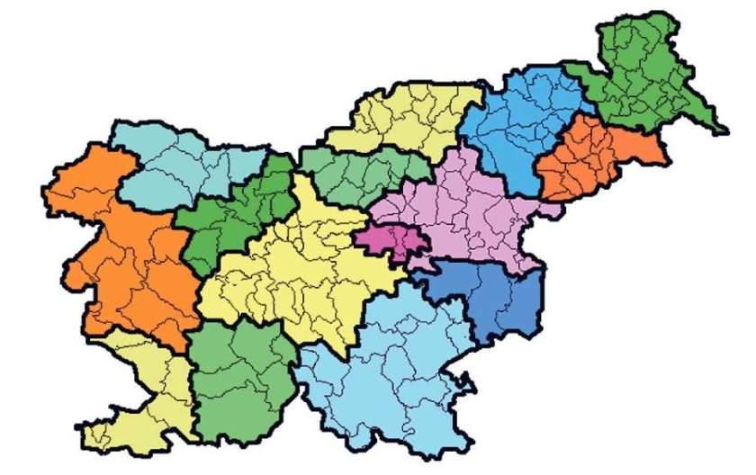 Slovenske občine