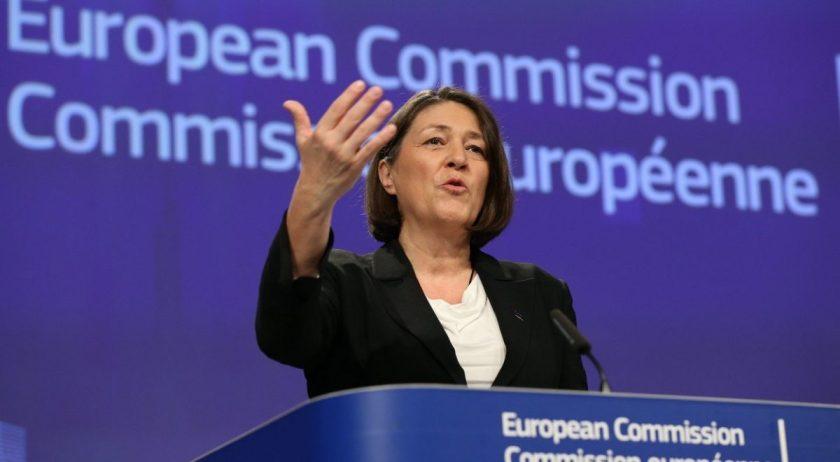 Violeta Bulc - evropska komisarka za mobilnost in promet