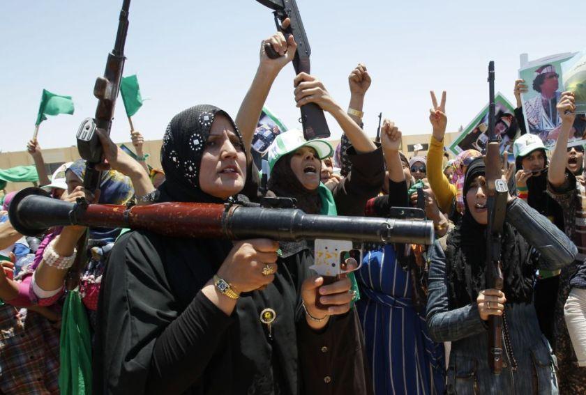 vojna v Libiji