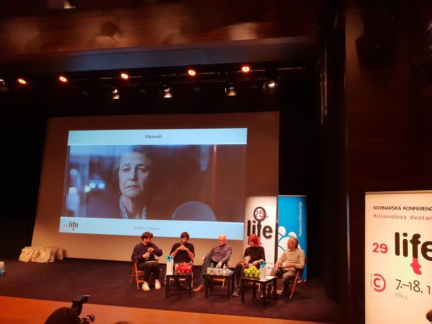 29. Ljubljanski mednarodni filmski festival – Liffe