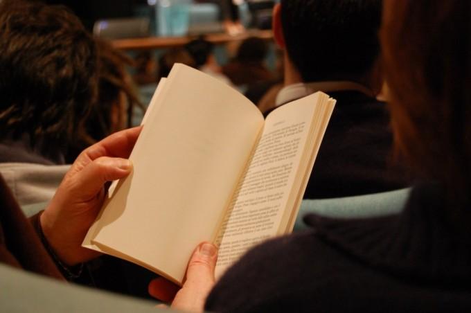 Branje knjige